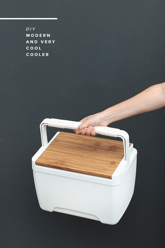 Pin Ups: Make your Cooler cooler| knittedbliss.com