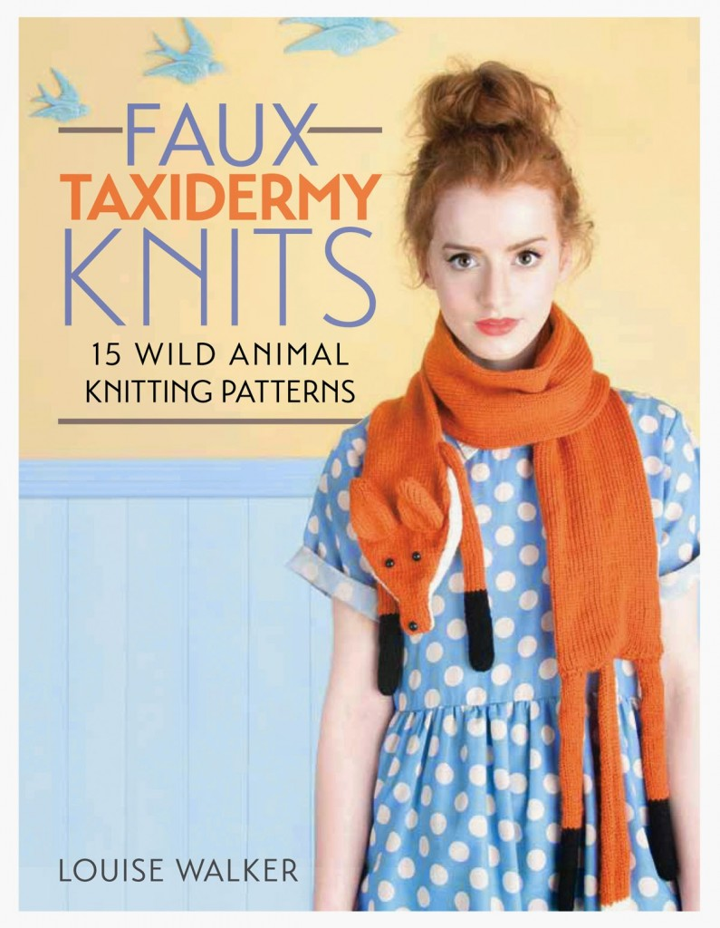 Faux Taxidermy Knits | knittedbliss.com