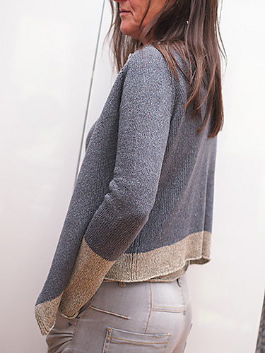 Modification Monday: Twin Set | knittedbliss.com