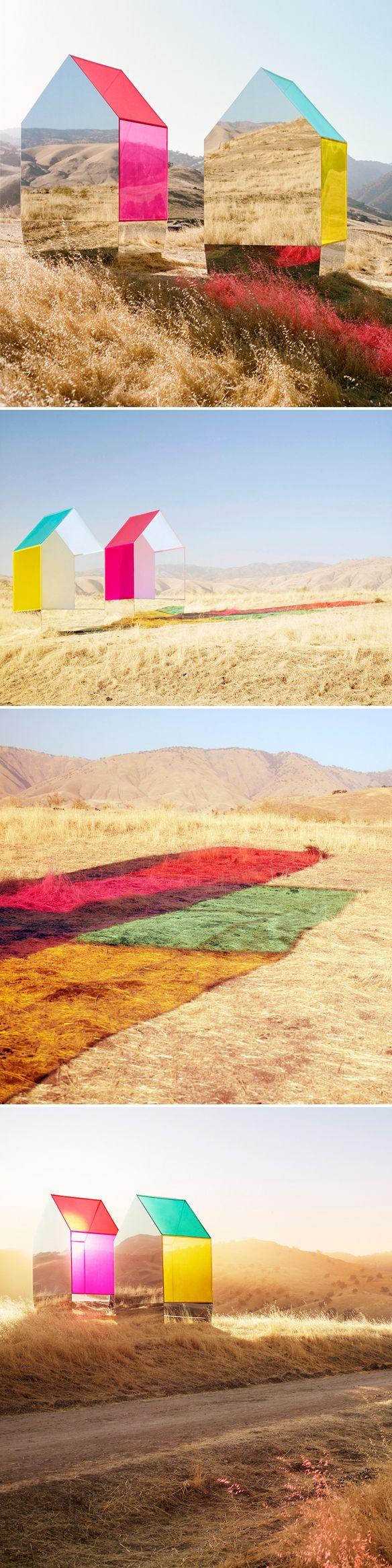 Pin Ups: Glass Houses Art| knittedbliss.com