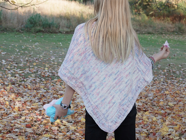 Modification Monday: Cotton Candy | knittedbliss.com