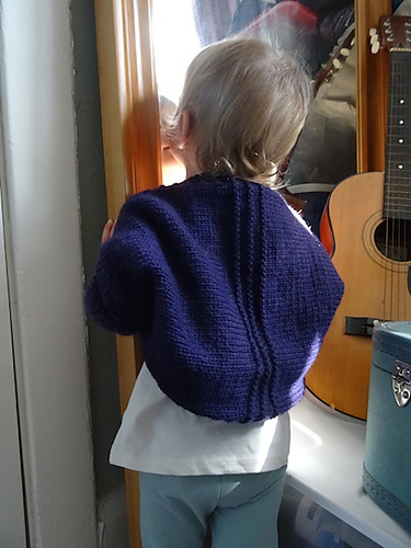Modification Monday: Toddler Fold & Turn | knittedbliss.com