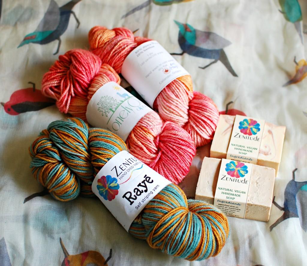 Zenitude Haul | knittedbliss.com