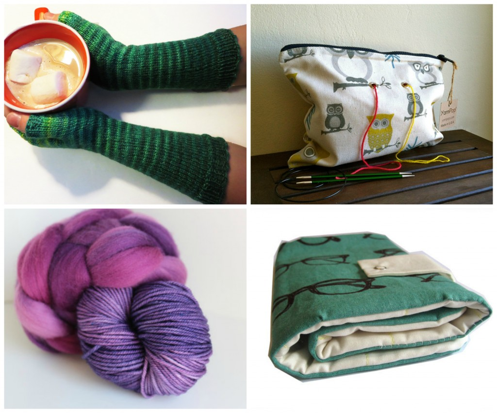 Gift Ideas for Knitters 2014 | knittedbliss.com