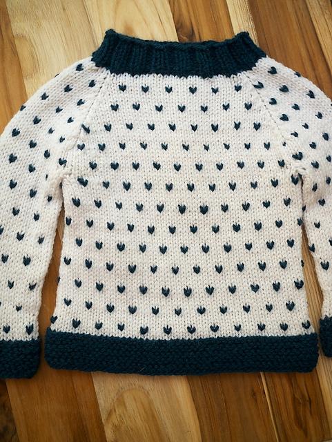 Modification Monday: Little Seeds Sweater   knittedbliss.com