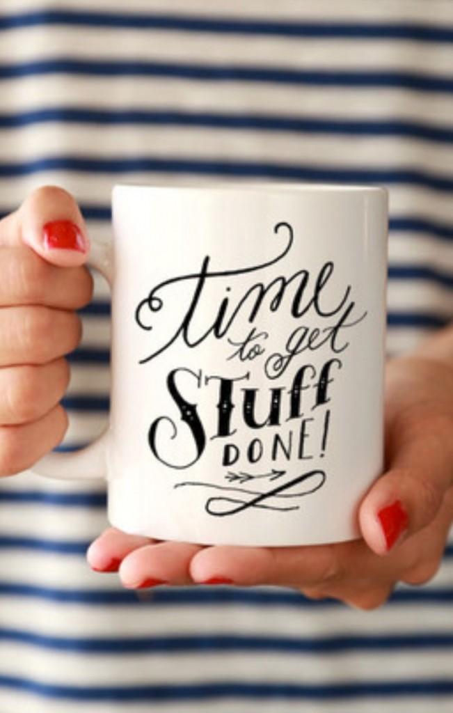 Pin Ups: Perfect Mug | knittedbliss.com