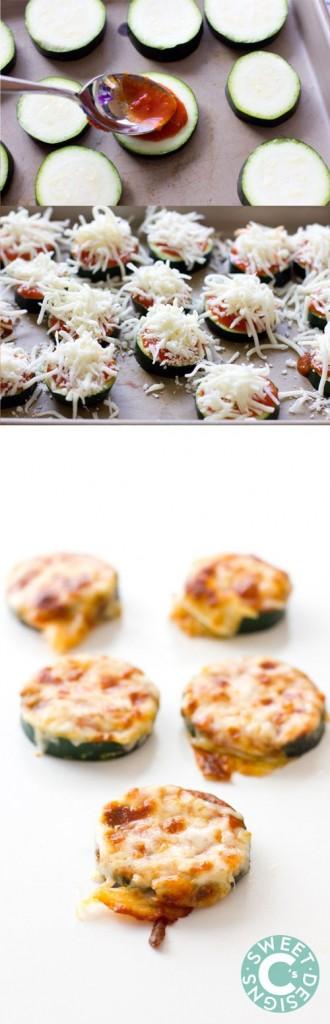 Pin Ups: Zucchinis Pizzas   knittedbliss.com