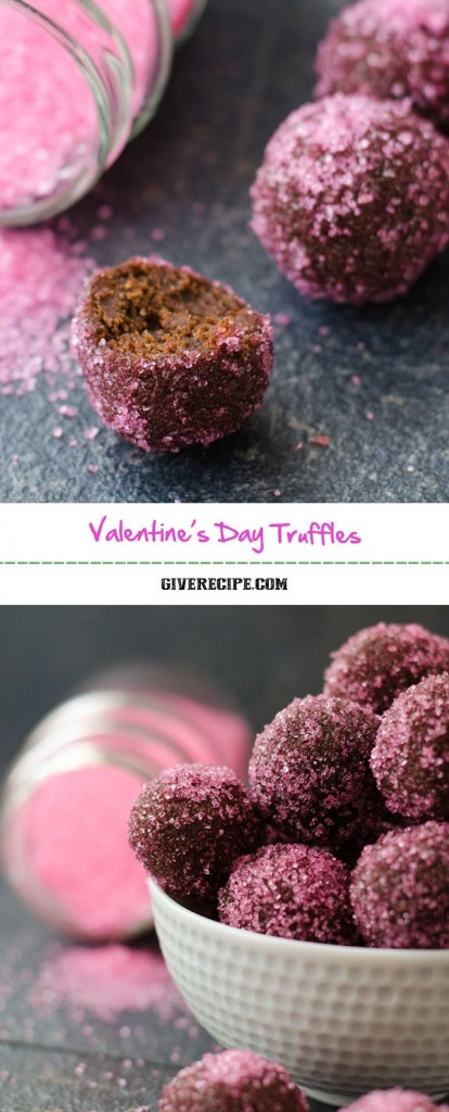 Pin Ups: Valentines Day Truffles   knittedbliss.com