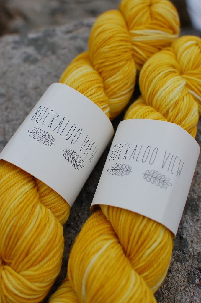Buckaloo View Yarn | knittedbliss.com