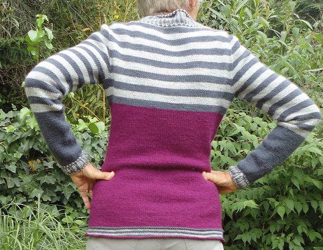 Modification Monday: filijokus | knittedbliss.com
