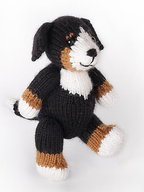 Modification Monday: Sally Pupster| knittedbliss.com