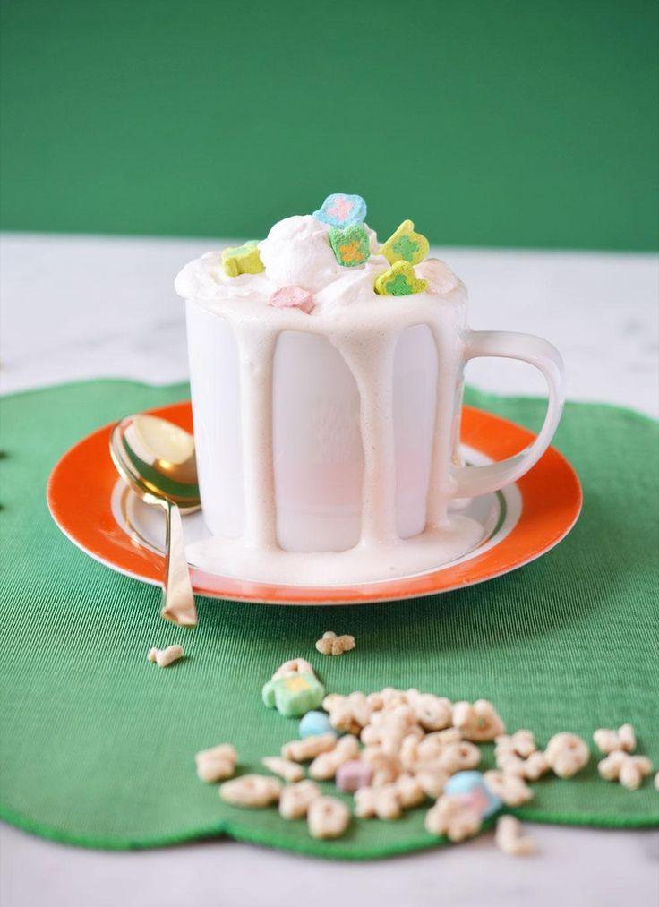 Pin Ups: Irish Hot Chocolate | knittedbliss.com