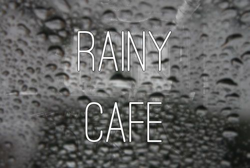 Pin Ups: Rainy Cafe Soundtrack | knittedbliss.com