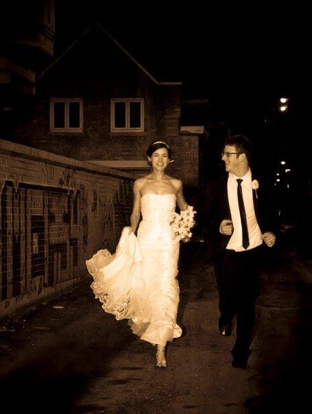 Our wedding | knittedbliss.com