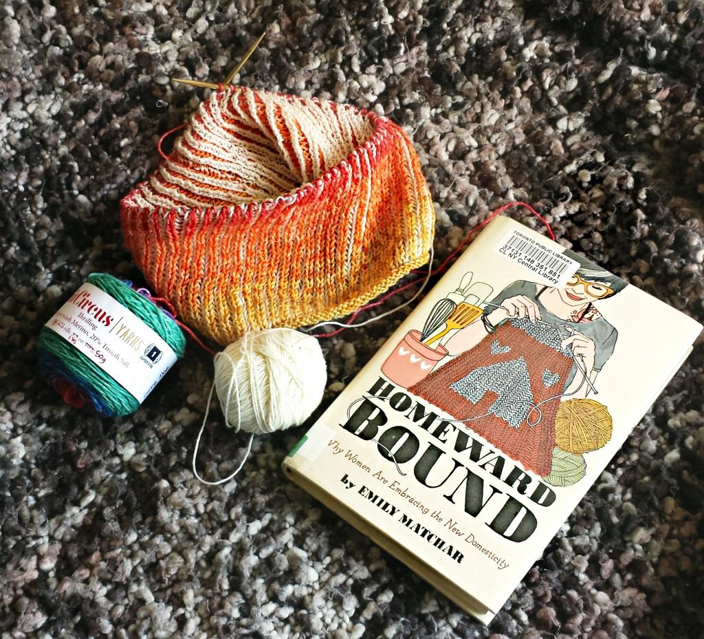 Homeward Bound | knittedbliss.com