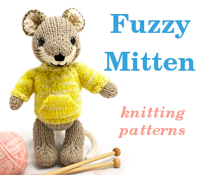 Fuzzy Mitten May Ad