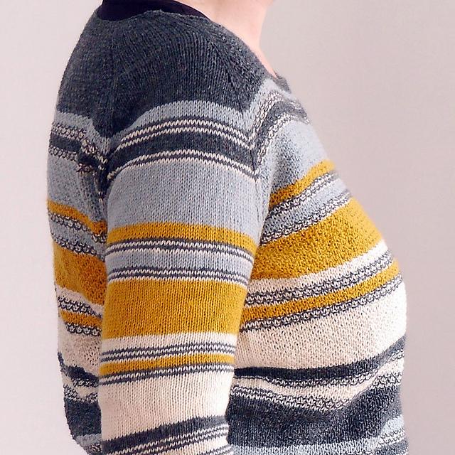 Modification Monday: Mouton Mix | knittedbliss.com