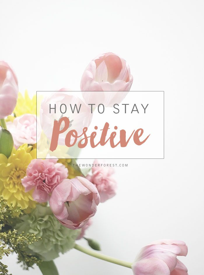 Pin Ups: how to stay positive | knittedbliss.com
