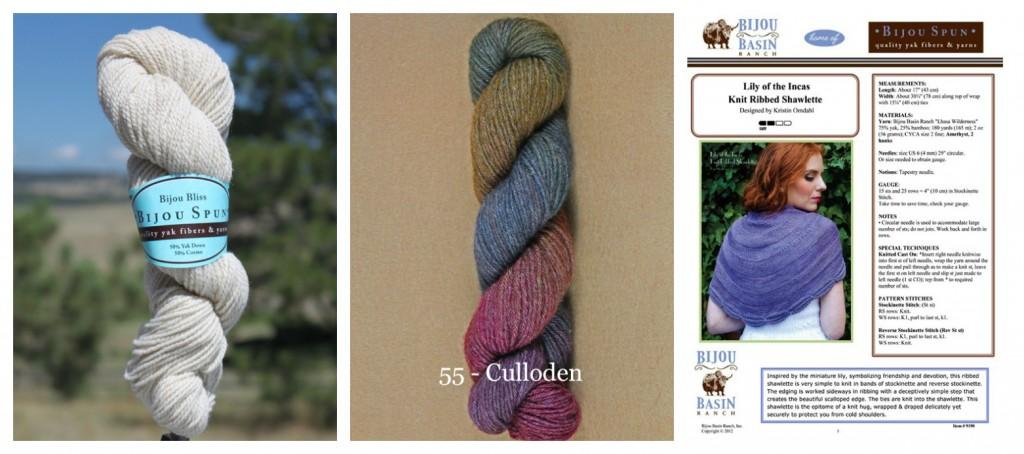 Bijou Basin Ranch Collage| knittedbliss.com