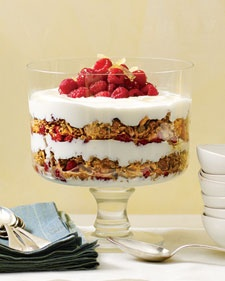 Pin Ups: yogurt parfait | knittedbliss.com