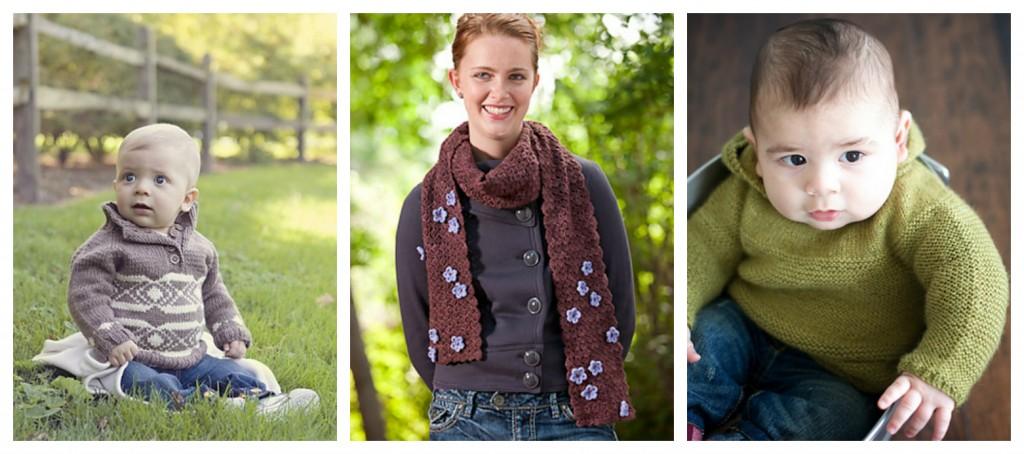 Andrea Sanchez Collage | knittedbliss.com