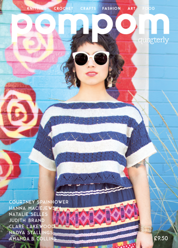 Patter Review: Pom Pom Quarterly Summer 2015 | knittedbliss.com