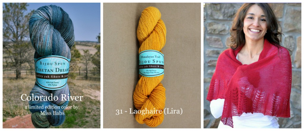 Meet the Sponsors: Bijou Basin Collage   knittedbliss.com