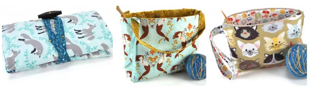 Meet the Sponsors: Madbird Collage   knittedbliss.com