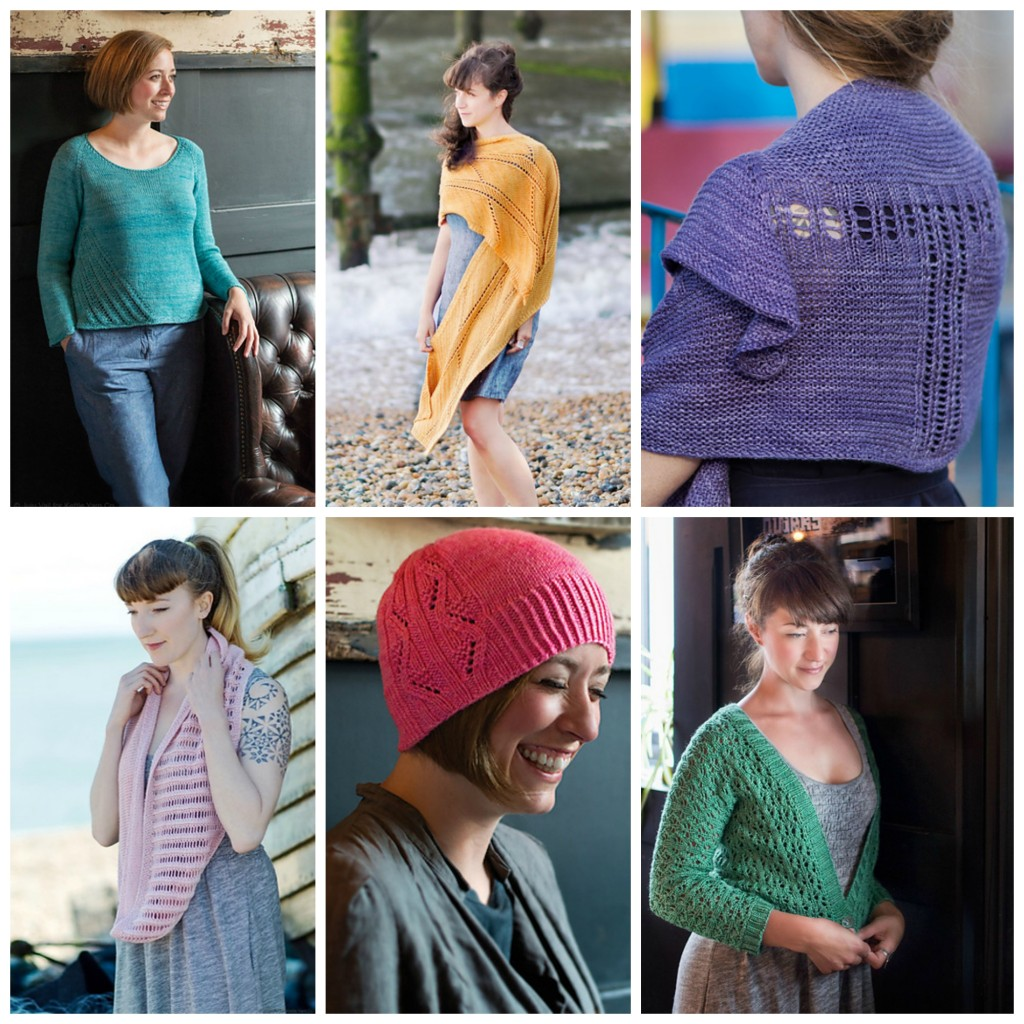 Kettle Yarn Co Pattern Collection | knittedbliss.com