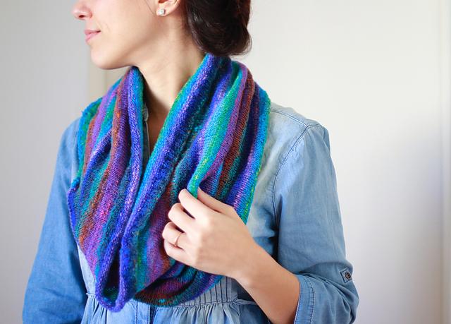 Modification Monday: The Sweatercowl | knittedbliss.com