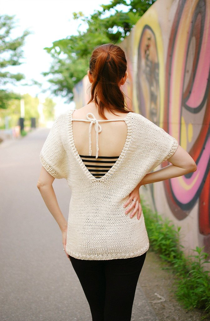 We Are Knitters Pacific Sweater | knittedbliss.com