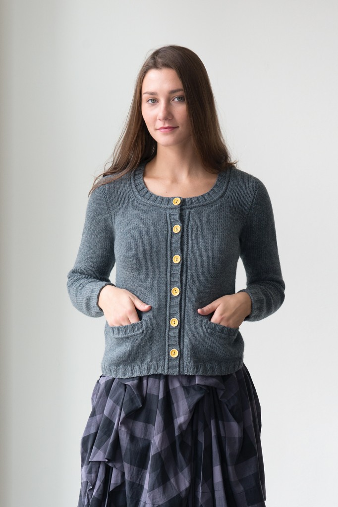 Quince & Co Review- Top Down: Reimagining Set In Sleeve Design | knittedbliss.com