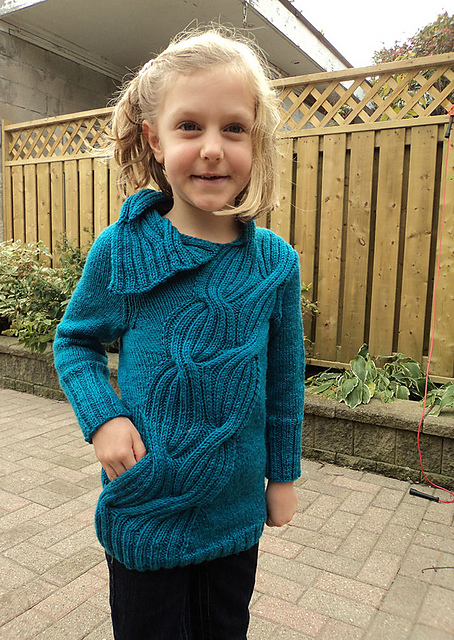 Modification Monday: Mini Wrapped | knittedbliss.com