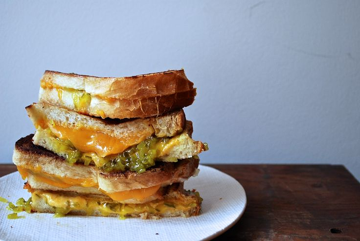 Pin Ups and Link Love: Grilled Cheese | knittedbliss.com