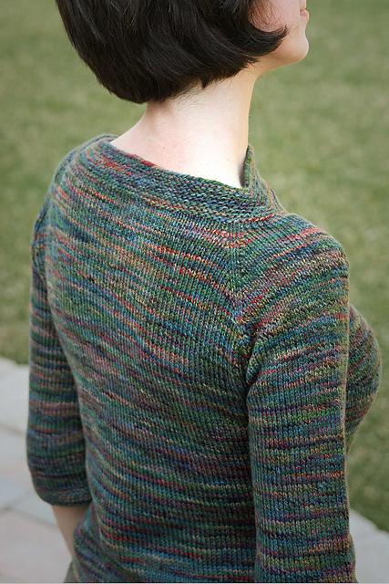 Modification Monday: Margot   knittedbliss.com
