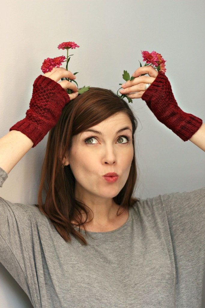 Outtakes: Fergus Mitts   knittedbliss.com