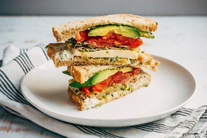 Pin Ups and Link Love: California Sandwich   knittedbliss.com