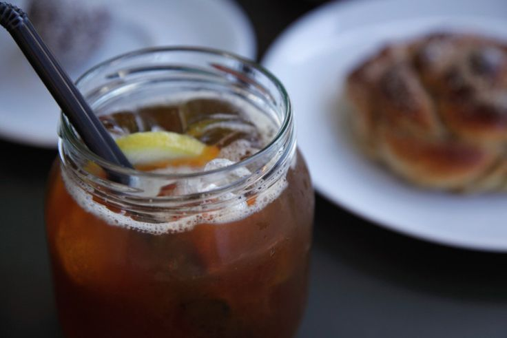 Pin Ups and Link Love: Coffee Lemonade| knittedbliss.com