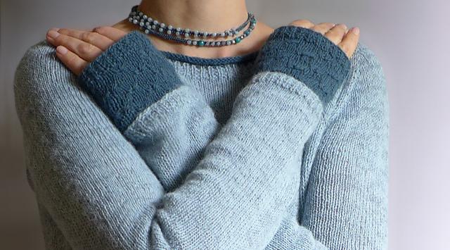 Modification Monday: Walk Along Test | knittedbliss.com
