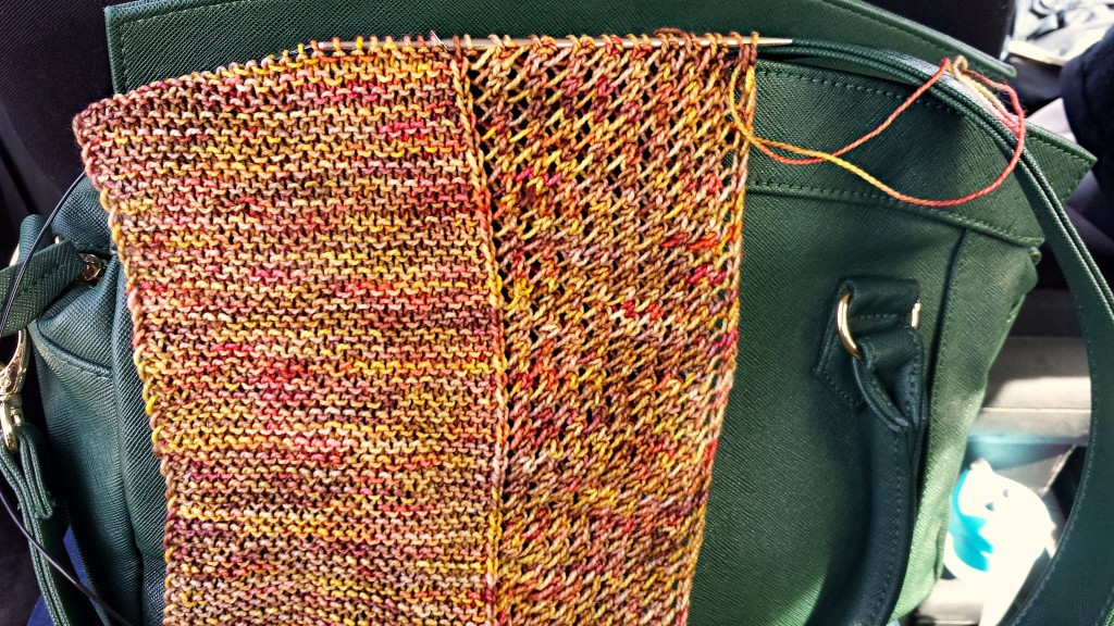 Trailblazer Scarf | knittedbliss.com