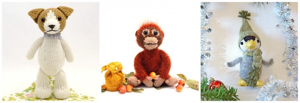 Meet the Sponsors: Fuzzy Mitten | knittedbliss.com