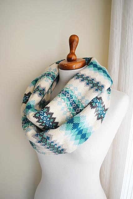 Modification Monday: Fair Isle Fiesta - Knitted Bliss